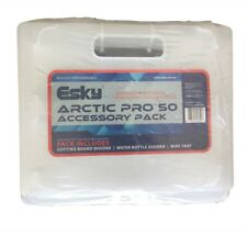 Esky ARCTIC PRO 50 COOLER ACCESSORY PACK Board, Ice Brick Divider & Wire Basket