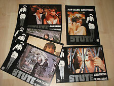 DIE Stute 6 AUSHANGFOTOS LOBBY CARDS SEX BUSEN The Stud Joan Collins Oliver Tobi