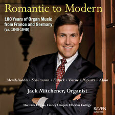 Romantic to Modern: Jack Mitchener Plays the Oberlin Fisk Pipe Organ
