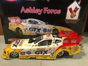 2009 Action Ashley Force Ronald McDonald House NHRA Funny Car 1/24 1 of 1500