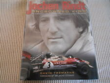 Jochen Rindt: Uncrowned King by David Tremayne. Superfast life of F1 World Champ