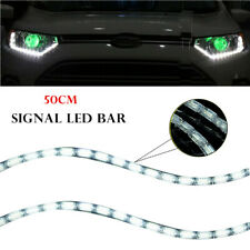 Waterproof Superbright 50CM White SMD LED Strip Light Lamp Car Headlight Parts