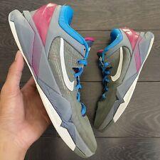 Nike Zoom Kobe VII 7 System 'Fireberry' 488371-004 Men's Size 9