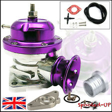 PURPLE TYPE RS BLOW OFF DUMP VALVE fit SUBARU IMPREZA 1-15 WRX STI GREDDY FLANGE