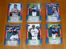 Lot (33) T.J. WALZ TJ Kansas A's 2009-2009 Upper Deck USA Card UD *Hard to Find