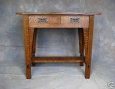 REPRODUCTION STICKLEY LIBRARY TABLE  #615  MISSION OAK FREE SHIPPING