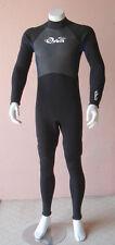 Full Length Steamer Wetsuit for Men 2/3mm Back Zip Size XL