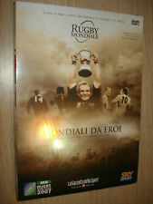 DVD N°10 RUGBY MONDIAL COUPE DU MONDE DES HÉROS WEBB ELLIS CUP