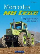 Mercedes MB trac von Ulf Kaack (2014, Gebundene Ausgabe)