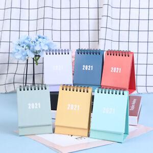 Cute 2021 Mini Desktop Desk Calendar Personality Decoration Work Note CalenZZIT