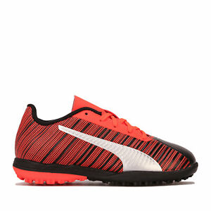 puma one kids astro turf trainers football shoes youth  junior