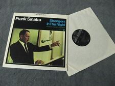 "Frank Sinatra strangers in the night - LP Record Vinyl Album 12"""