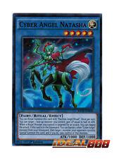 YUGIOH x 3 Cyber Angel Natasha - RATE-EN036 - Super Rare - 1st Edition Near Mint