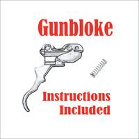 CZ 452,455,BRNO 2,4,5- 1.5lb Trigger Spring kit - Made in Australia by Gunbloke