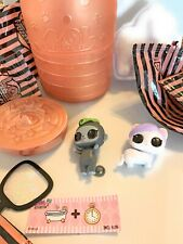 LOL Surprise Fuzzy Pets Bhaddie Monkey /& Great Ferret /& Lot Of 2 ONE DAY SALE!!