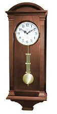 Orologio a pendolo da parete in legno suoneria wenstminster 9317