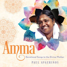 Paul Avgerinos - Amma - Devotional Songs To The Divine Mother [New CD]