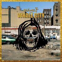 WARMDUSCHER - WHALE CITY DLC / POSTCARDS  VINYL LP + MP3 NEU