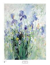 Henrietta milan iris póster imagen son impresiones artísticas 88x68cm