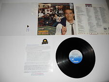 Huey Lewis and the News Sports 1st 1983 Sterling Press, ULTRASONIC CLEANED