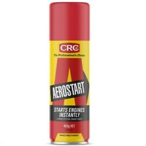 CRC Aerosol Aerostart For Diesel & Petrol Engines 400g