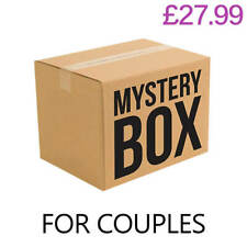 Sexy Emporium Secret Sex Toy Box for Couples, Naughty Mystery for Intense Desire