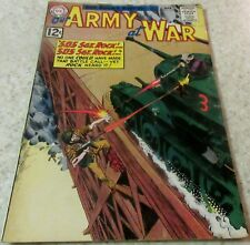 Our Army at War 116, (FN- 5.5) 1962 Kubert art! 40% off Guide!