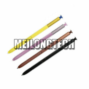 New For Stylus S Pen For Samsung Galaxy Note 9 N960 Black  Bronze Purple Yellow