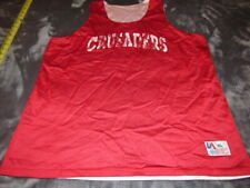 Authentic Player Issued Southeastern College Crusaders Basketball Jersey Size Xl