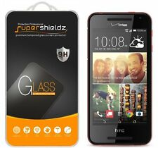 3X Supershieldz HTC Desire 612 Tempered Glass Screen Protector Saver