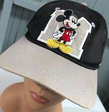 Disney Mickey Mouse Varsity Letter YOUTH Snapback Baseball Hat Cap