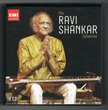 THE RAVI SHANKAR COLLECTION - COFFRET 10 CD - EMI 2010 - COMME NEUF