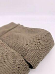 2 pr Men's Compression Socks SAMPLES 8-15mmHg - ZigZag Pattern- Sz 10-13