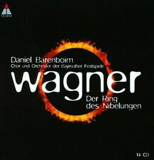 Wagner: Der Ring des Nibelungen 14-disc CD NEW box Daniel Barenboim Bayreuth
