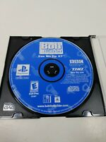 Bob the Builder: Can We Fix It (Sony PlayStation 1, 2001 Disc only