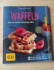 Backbuch Waffeln GU