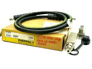 "NEW ENERPAC H-7203 3""HOSE H7203"