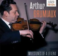 Arthur Grumiaux - Milestones of a Legend (2017)  10CD Box Set  NEW  SPEEDYPOST