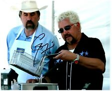 GUY FIERI Signed Autographed DINERS DRIVE-INS AND DIVES 8X10 Photo I 'TRIPLE-D'