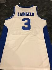 LiAngelo Ball #3 Lithuania Vytautus Basketball Jersey Stitched S, M, L, Xl, 2Xl