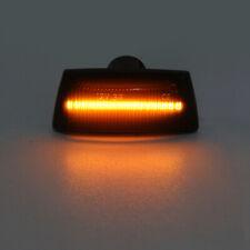 LED SEITENBLINKER schwarz kompatibel f OPEL Adam Astra H J GTC  Corsa D E
