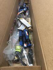 12 Brand New Assorted Ice Rods And Combos.🔥Plus Three Bonus Ice Fishing Items🔥