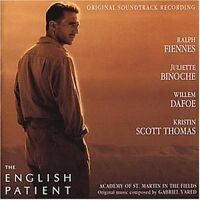 Gabriel Yared English patient (soundtrack, 1998) [CD]