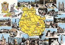 BR52461 Cote d or map cates geographiques     France