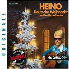HEINO - DEUTSCHE WEIHNACHT UND FESTLICHE LIEDER (ORIGINALE  CD NEW+