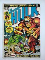 1973 THE INCREDIBLE HULK #169 Marvel BRONZE AGE
