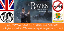 The Raven - Legacy of a Master Thief Steam key NO VPN Region Free UK Seller