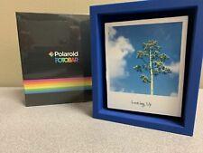 Polaroid Fotobar Shadow Box #1 Blue BRAND NEW SEALED