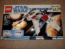 LEGO STAR WARS: V-19 TORRENT STARFIGHTER - 7674
