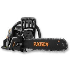 FUXTEC Kettensäge FX-KS262 Benzin Motorsäge 2,85kw 20Zoll 2-Takt Motorkettensäge